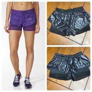 Adidas Stella McCartney Women Run 2 In 1 Shorts
